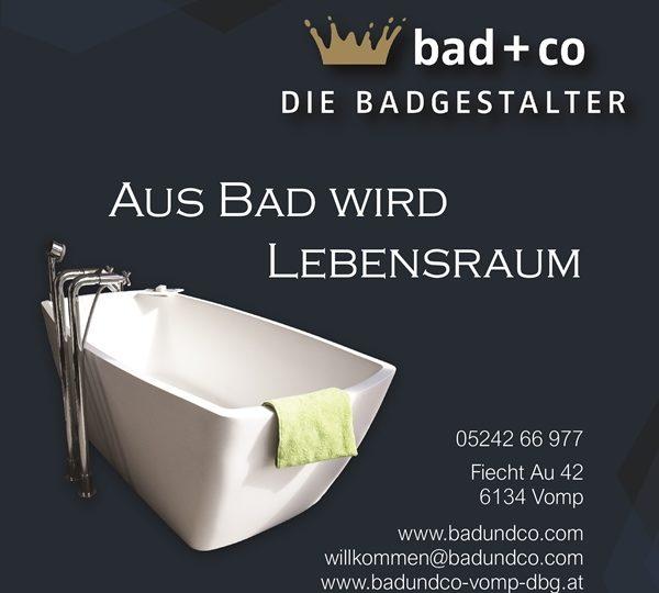 Bad + Co