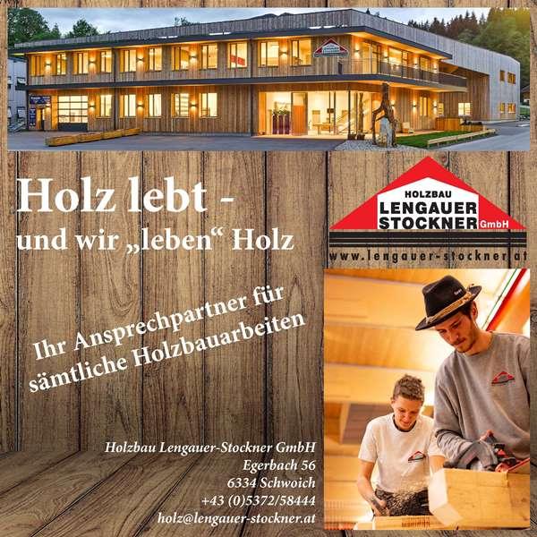 Holzbau Lengauer-Stockner