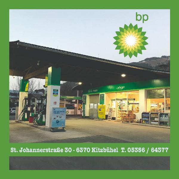 BP Tankstelle Kitzbuehel