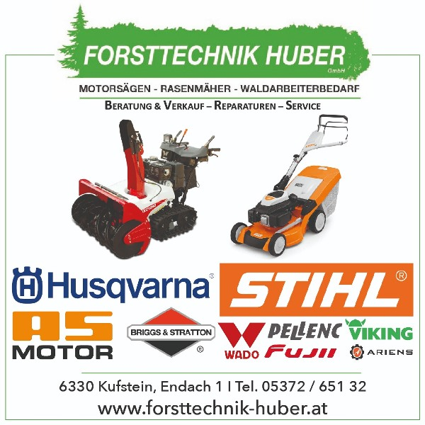 Forsttechnik Huber