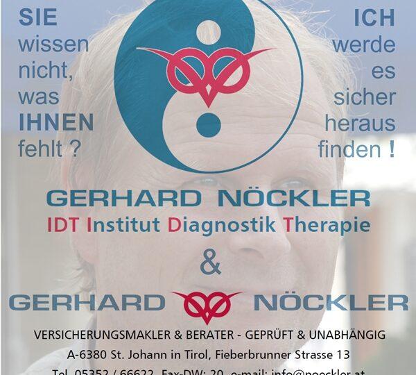 Gerhard Nöckler
