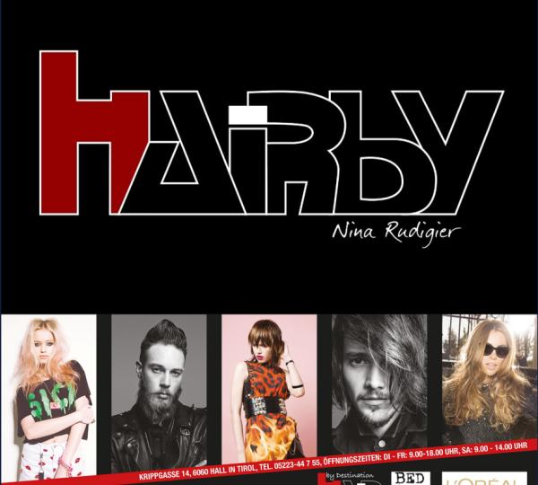 Hairby Nina Rudigier