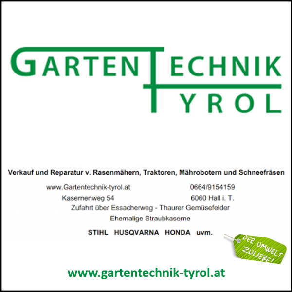 GartenTechnik Tyrol