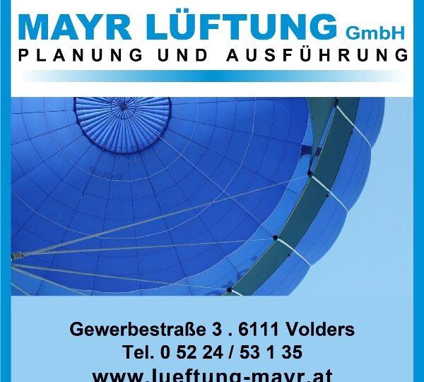 Mayr Lüftung GmbH