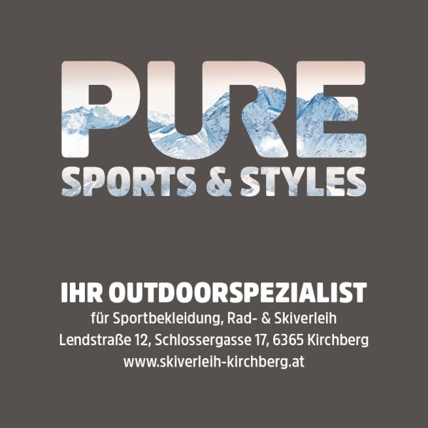 Pure Sport Style
